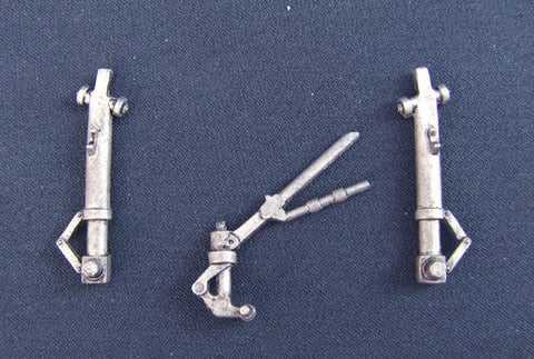 SAC 48012 Canberra Landing Gear For 1/48th Scale Airfix Model