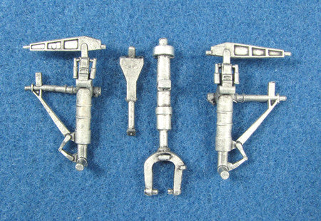 SAC 48020 F-22A Raptor Landing Gear For 1/48th Scale Academy Model