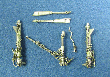 SAC 48022   A-6E, EA-6B Landing Gear For 1/48th Scale Monogram Model