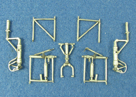 TBF//TBM Avenger Landing Gear For 1//48th Scale Accurate Miniatures SAC 48029