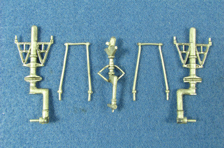 SAC 48033 B-26 Marauder Landing Gear For 1/48th Scale Monogram, Revell