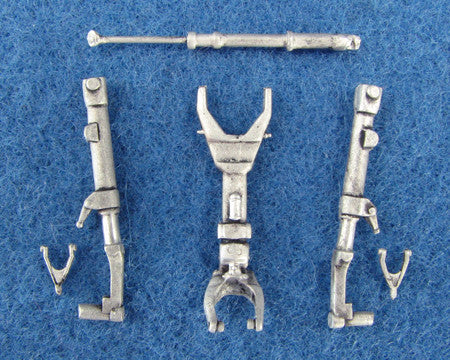 SAC 48053 Mirage lll Landing Gear for 1/48th Scale Eduard Model