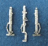 SAC 48066 Me 262 Landing Gear For 1/48th Scale Tamiya Model