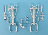 SAC 48188 Tu-2 Landing Gear 1/48th  Scale for Xuntong Model