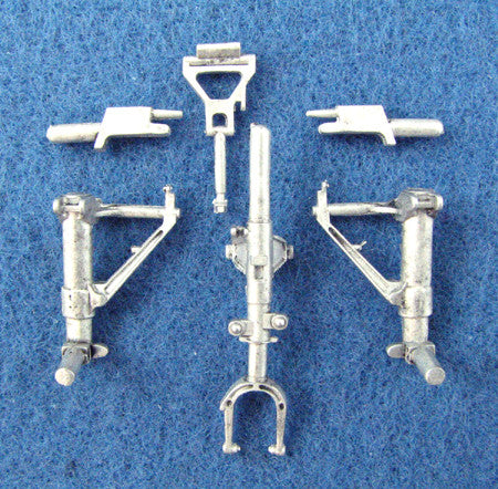SAC 48092 F-22 Raptor Landing Gear For 1/48th Scale Hasagawa Model