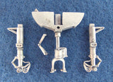 SAC 48111 F9F  Panther Landing Gear For 1/48th Scale Monogram, Revell Model