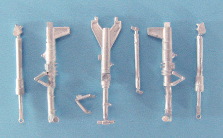 SAC 48132 Mirage 2000 Landing Gear For 1/48th Scale Kinetic Model