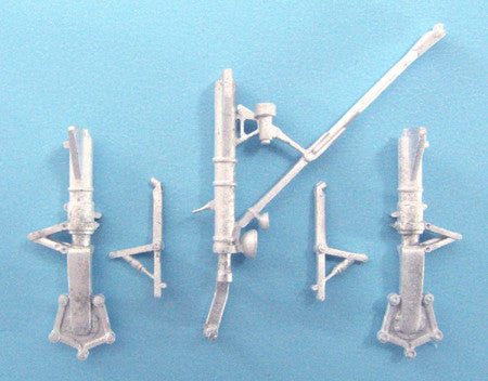 SAC 48140 F-15 Eagle Landing Gear For 1/48th Scale Academy Model