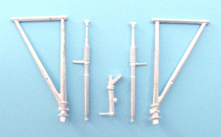 SAC 48144 PC-6/AU-23A Landing Gear For 1/48th Scale Roden Model