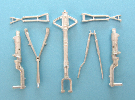 SAC 48150 F3H Demon Landing Gear For 1/48th Scale Hobby Boss Model