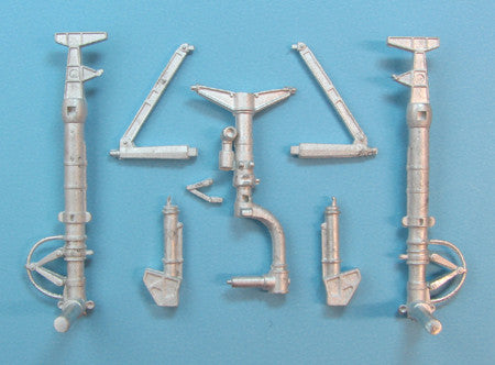 SAC 48154 P-61 Black Widow Landing Gear For 1/48th Scale Great Wall Model
