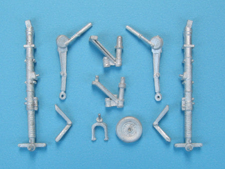 SAC 48155 Fw 190 Landing Gear For 1/48th Scale Hasegawa Model