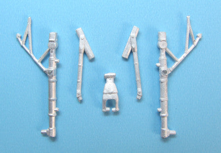 SAC 48168 Hurricane Mk I Landing Gear for 1/48th  Scale Italeri Model