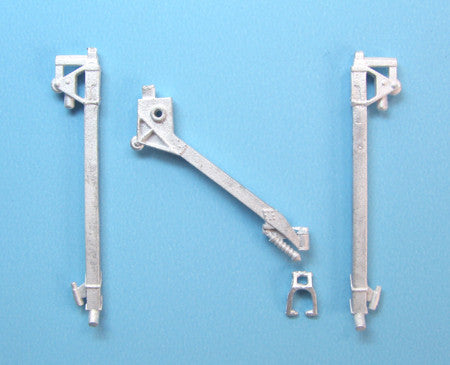 SAC 48169 RQ/MQ-1 Predator Landing Gear for 1/48th  Scale Bronco Model