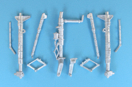 SAC 48171 PLA J-8B Landing Gear for 1/48th  Scale Trumpeter Model