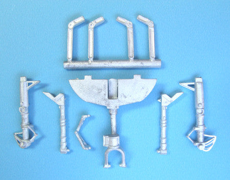 SAC 48179 F9F Panter Landing Gear for 1/48th  Scale Trumpeter Model