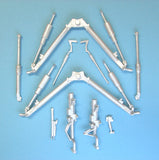 SAC 48180 ROKAF T-50B Landing Gear for 1/48th  Scale Academy Model