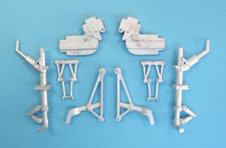 SAC 48184 F4U Corsair Landing Gear/ Wing Support 1/48th Scale for HobbyBoss Model