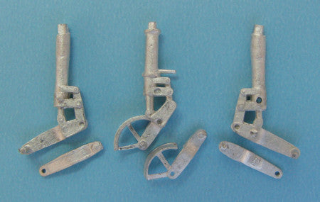 SAC 48194 MB 326 Landing Gear For 1/48th Scale Italeri/ ESCI Model