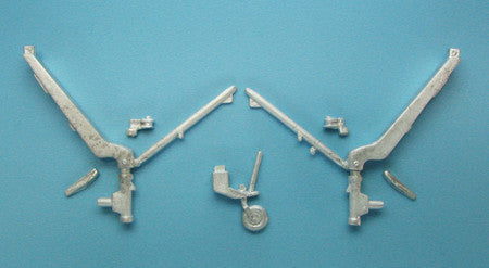 SAC 48203 F2A Buffalo Landing Gear for 1/48th  Scale Tamiya Model