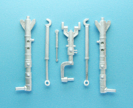 SAC 48204 FC-1/JF-17 Landing Gear for 1/48th  Scale Trumpeter Model