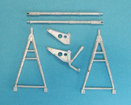SAC 48216 H-34 USN / USMC Landing Gear for 1/48th  Scale Gallery Model