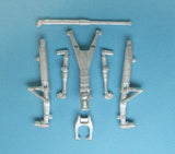 SAC 48226 Kfir C2/C7 Landing Gear For 1/48th Kinetic Model
