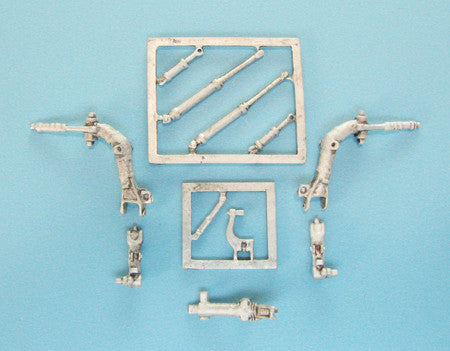 SAC 48241 Alpha Jet Landing Gear for 1/48th  Scale for Kinetic Model
