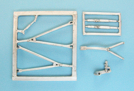 SAC 48242 Mi-2 Hoplite Landing Gear for 1/48th  Aero Plast Model