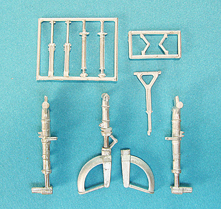 SAC 48246 Gloster Javelin Landing Gear for 1/48th  Airfix Model