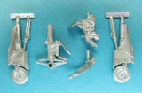 SAC 48250 Sea Harrier FRS.1/FA.2/GR.3 Landing Gear for 1/48th  Airfix Model
