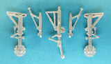 SAC 48256 T-38 Talon Landing Gear  for 1/48th Scale Trumpeter Model