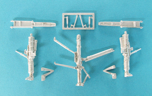 SAC 48258 F-14 Tomcat Landing Gear for 1/48th Scale Academy Model