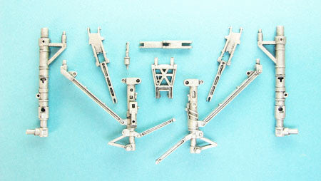SAC 48264 X-47B Landing Gear  replacement for 1/48th  Freedom Model Kits