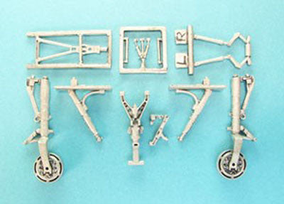 SAC 48266 F-101 Voodoo Landing Gear (KH)  replacement for 1/48th  Kitty Hawk