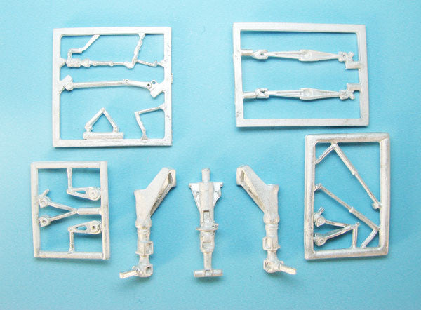 SAC 48270 Panavia Tornado Landing Gear for 1/48th Scale Revell Model