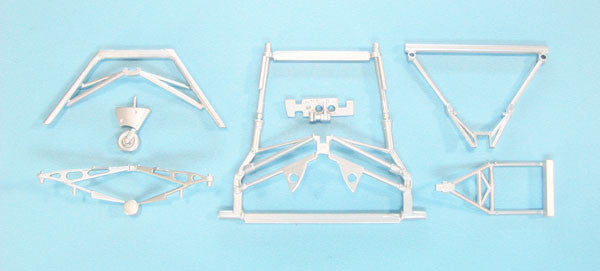 SAC 48285 F4F Wildcat Landing Gear for 1/48th Scale Tamiya Model