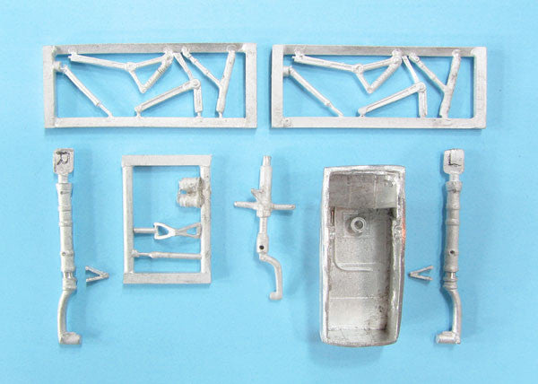 SAC 48292 F3D-2 Skyknight Landing Gear for 1/48th Scale Czech / Encore Models