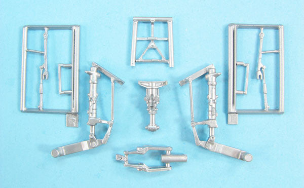 SAC 48329 Su-17 Fitter Landing Gear For 1/48th Scale Kitty Hawk Model