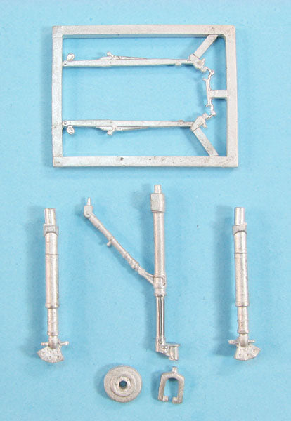 SAC 48338 A-4 Skyhawk Landing Gear replacement for 1/48th Scale Hobby Boss
