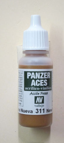 70311 Vallejo Panzer Color Paint: 17ml  New Wood