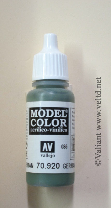 70920 Vallejo Model Color Paint: 17ml German Uniform  (M085)