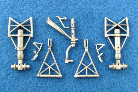 SAC 72002 YB-49 Landing Gear For 1/72nd Scale AMT / Italeri Model