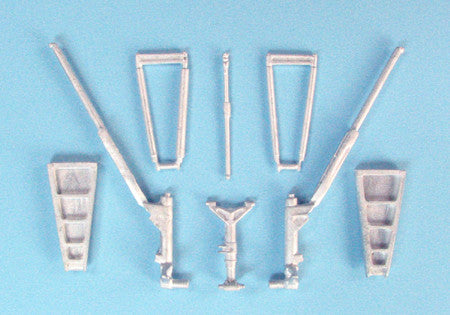 SAC 72036 Canadair CL-415 Landing Gear For 1/72nd Scale Heller Model