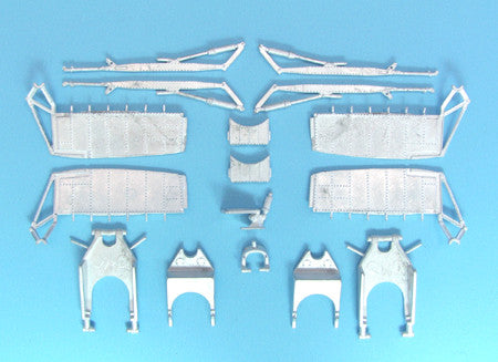 SAC 72043 Halifax B Mk. I/II Landing Gear 1/72nd for Revell
