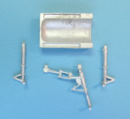 SAC 72046 F.4/F-86 Sabre Landing Gear / Ballast 1/72nd Airfix Model
