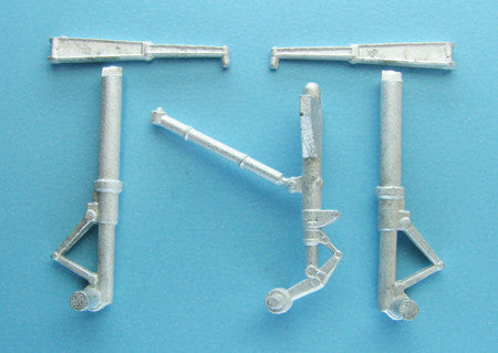 SAC 72050 Sukhoi T-50 Landing Gear for 1/72nd Scale Zvezda, Revell Models