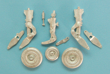 SAC 72053 Hawker Siddeley Buccaneer Landing Gear for 1/72nd Scale CMR, Airfix