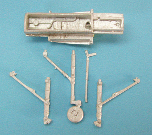 SAC 72055   A-4B Landing Gear & Nose Bay For 1/72nd AirFix Model