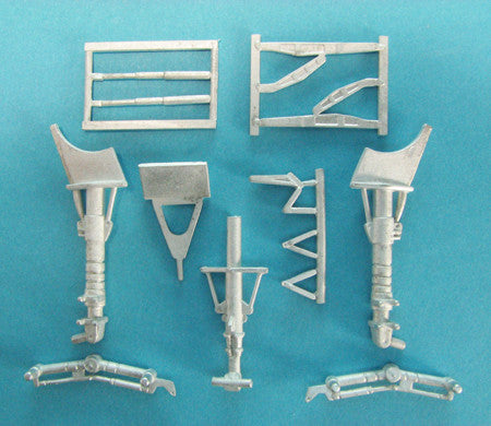 SAC 72061 TSR.2 Landing Gear For 1/72nd AirFix Model